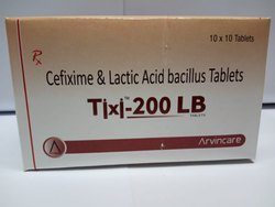Tixi 200 Pharmaceutical Drug