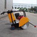 Concrete Cutter Machine with Engine