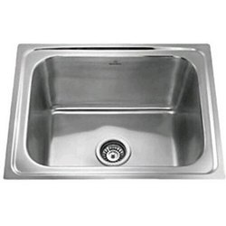 Stainless Steel Sink, 24x18
