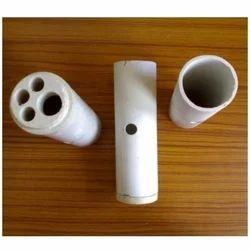 Ceramic Muffle Tubes