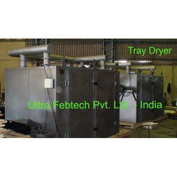 Tray Dryer, Capacity: Up To 192 Trays