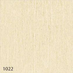 Beige Porcelain 1022 Soluble Salt Polished Vitrified Tile, Thickness: 1-5 mm