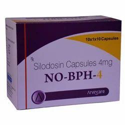 Silodosin 4 mg