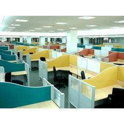 Office Workstation Turnkey Project Service