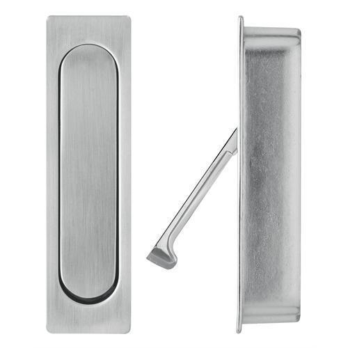 Stainless Steel Edge Pull Sliding Door Handle Id