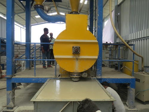 CLC Brick Making Machine, Capacity: 5 To 100 Cbm