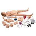 NOELLE Maternal And Neonatal Birthing Simulator With PEDI Blue Neonate