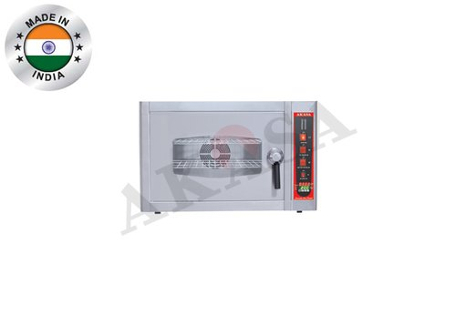 Akasa Indian Electric Digital Convection Oven 65 Ltr, Capacity: 0-100 Kg