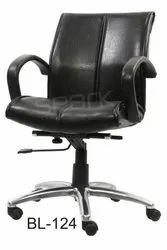 BL-124 Low Back Chair