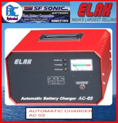 AC-02 Automatic Battery Charger