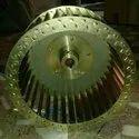 Aluminium Impeller Rolled