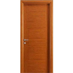 5-7 Feet Termite Proof BWP Pine Wood Flush Door, for Home