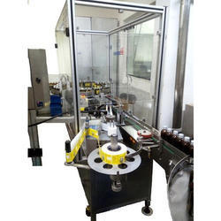 Maharshi Bottle Labeling Machine
