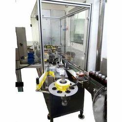 Maharshi Bottle Labeling Machine