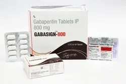 GABASIGN 800 MG TAB