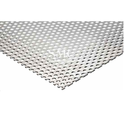 Banaraswala Metal Crafts Aluminium Aluminum Perforated Sheets, For Security Purpose, For Industrial