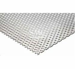 Banaraswala Metal Crafts Aluminium Aluminum Perforated Sheets, for Security purpose, for Industrial