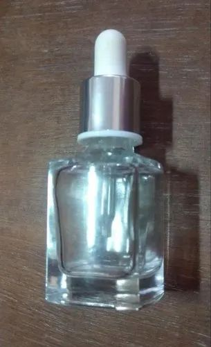 5 ml Square Bottle, Use For Storage: Chemical