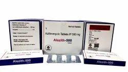 Azithromycin 500mg  (Mono Packing)