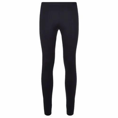 e04f997b8e6de Cotton Ladies Designer Black Legging, Rs 150 /piece, M/S Aman ...
