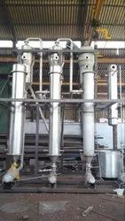 Semi Automatic Multi Effect Evaporators