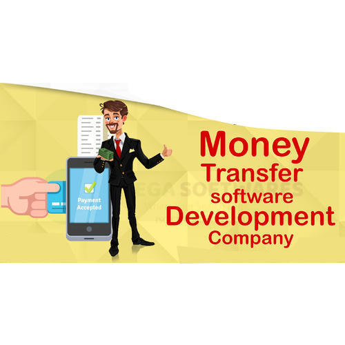Money Transfer Software Vectors Service, Mac & Windows