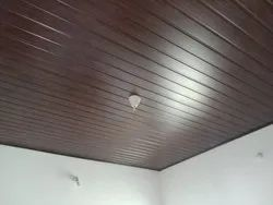 SVB Film Coated 9 MM Thick PVC Ceiling Panel, For Office