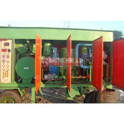 Transformer Oil Filter Plant, Capacity 10kLPH to 12kLPH (NTPC Specs)
