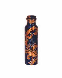 Q7 Digital Print Copper Bottle