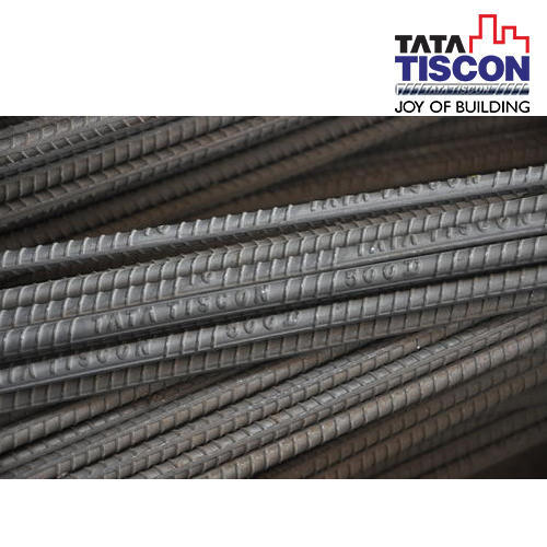 Tata Tiscon 500 D TMT Rebars - View Specifications & Details