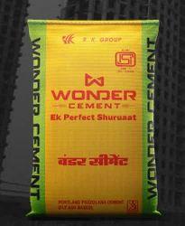 Wonder Cement 43 Grade