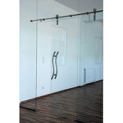 Security Toughened Glass