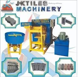 Paver And Brick Making Machine