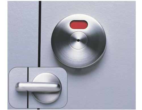 Satin Stainless Steel. ENOX Washroom Cubicle Partition Fittings EWPS-004
