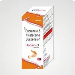 Sucralfate & Oxetacaine Suspension
