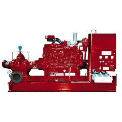 Horizontal Fire Pump