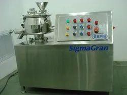 Lab Model Rapid Mixer Granulator 2.5 To 10 Ltr (RMG/HSMG)
