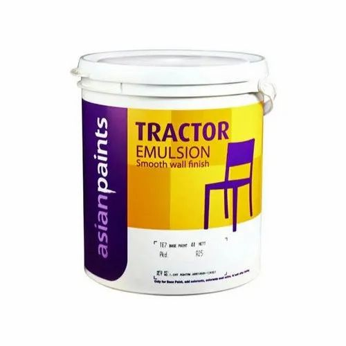 High Sheen Asian Paint Tractor Emulsion Paints