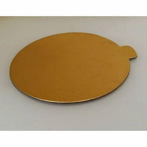 Round Cake Base Board