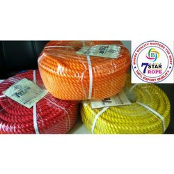 HDPE Colored Rope
