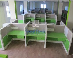 Office Modular Workstation By Smart Desk Covid 19 Workstations