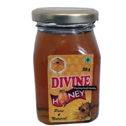 Pasteurized Divine Honey, Packaging Size: 250 G, Packaging Type: Plastic Jar