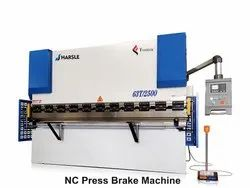 Nc Bending Machine, Automation Grade: Automatic,Semi-Automatic, Capacity: 30-600TON
