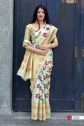 Designer Mahakanta Silk Saree