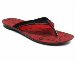 Paragon Boys P-toes Red Formal Flip Flops