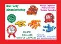 3rd Party Manufacturing  Softgel Capsules