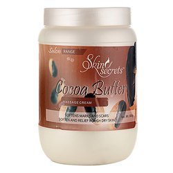 Skin Secrets Cocoa Butter Massage Cream, Packaging Size: 800 Gms, Packaging Type: Box