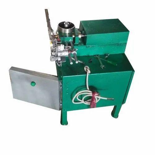 Ms Automatic Agarbatti Making Machine, Production Capacity: 15-20 kg/hr