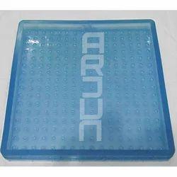 Rubber Designer Tile Moulds