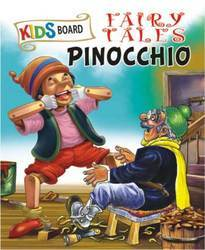 Kids Board Fairy Tales Pinocchio